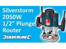 "SILVERSTORM 1/2"" ROUTER 124799"