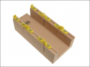 Emir 225A Mitre Box with Guides 300mm