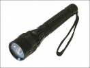 6 LED+ Xenon 2 Function Torch Black 2 AA