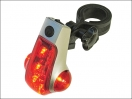 Lighthouse 6 LED Rear Cycle Light 3 Function