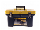 Stanley Jumbo Toolbox 16in + Tray