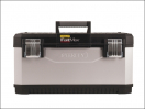 Stanley Metal Plastic Toolbox 66cm (26 in)