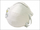 Vitrex Sanding & Loft Insulation Standard Moulded Dust Masks FFP1 (2)
