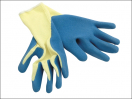 Vitrex 31 2106 Essential Latex Grip Gloves