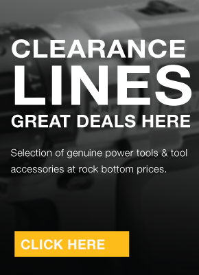 Power Tools Clearance